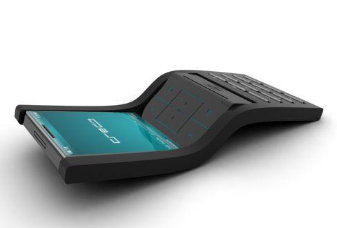 BYB Credo Phone, Inspired by Lexus cars