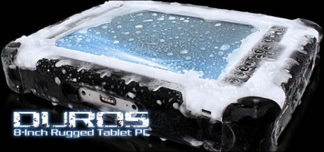 Duros Tablet PC, The Hulk of Tablets