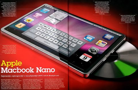 MacBook Nano, Better Than MacBook Air?