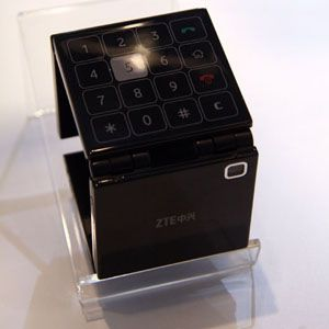 ZTE Cube Phone, Another Mobile World Congress Concept