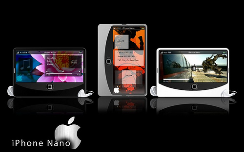 iPhone Nano, Landscape Phat