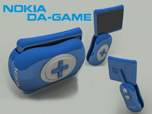 Nokia DA GAME Portable Console, a Father and Son Experience
