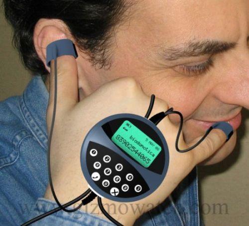 Handphone, Mini Handset of a Non-Fashionista
