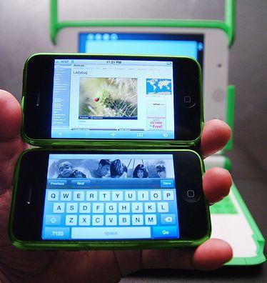 OLPC XO-2 Nano, the iPhone-bas...