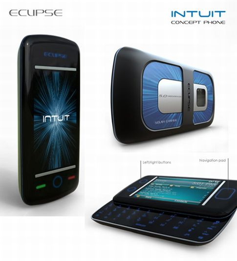 Eclipse Intuit   Solar Phone With Better Specs Than Youd Expect