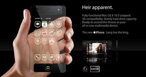 Apple iPhone Concept, 3.0, 4G?