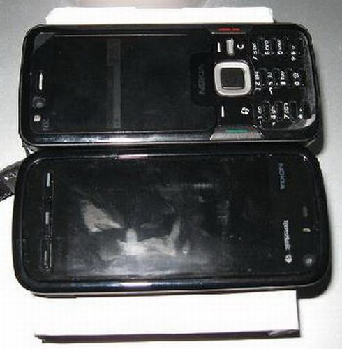 Nokia XpressMusic 5800 Tube Leaked Photos Again Plus Specs