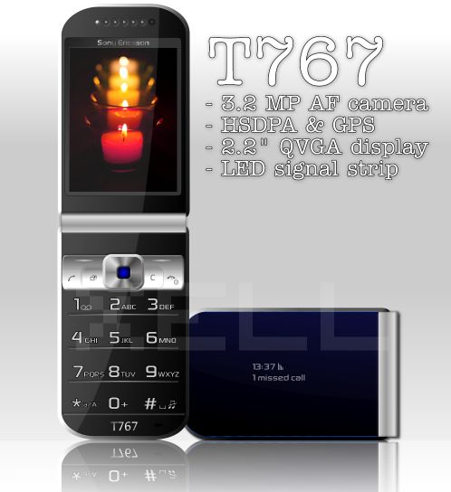 Sony Ericsson T767, the Perfect Successor for Z750
