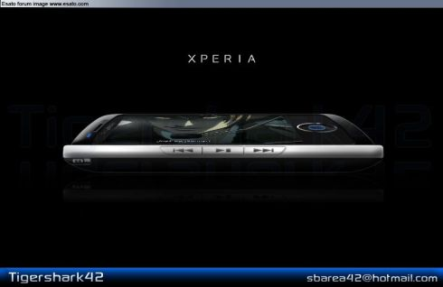 Sony Ericsson XPERIA X10 Incorporates a PSP and What Not