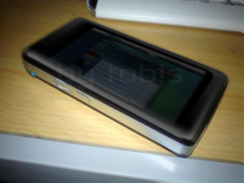 New Sony Ericsson Alicia W702 Design and XPERIA X5 Live Pics