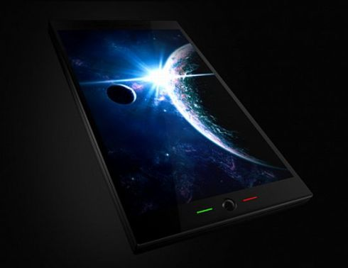 BlackBook M Concept, The Android PDA Phone that Was...