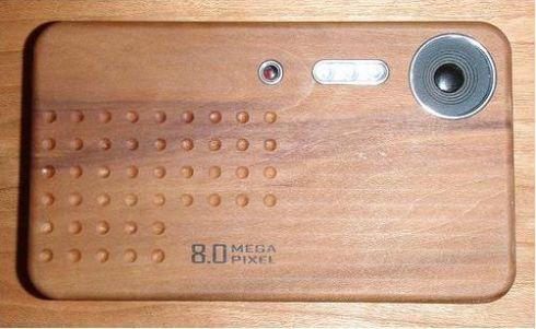 Nokia 8 Megapixel Cameraphone Concept, Designed by Nokias Eco Team