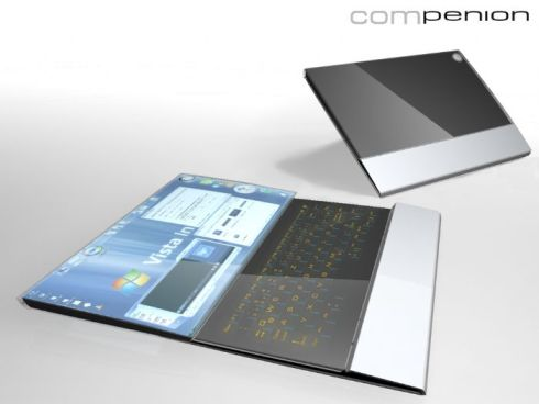 Compenion UMPC Concept Has Everything You Need