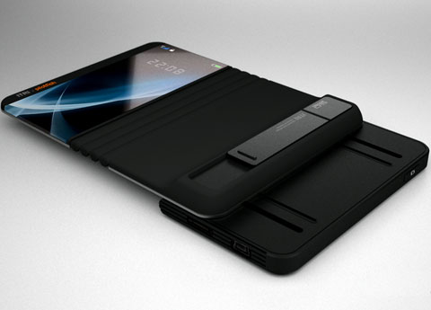 Folding Screen Technology Revealed, Phone of the Future Beware!
