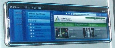 Long PDA Concept Reminds Me of the Intel Phone
