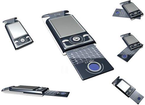 Roll System Phone Sports an 8 Megapixel Camera, Hidden Keypad