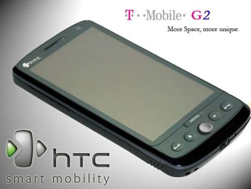 Android on Htc G2  A Superb Android Device   Concept Phones