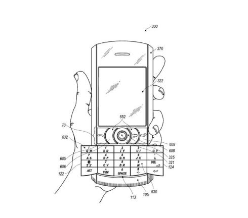 RIM Expandable Keypad Is an Interesting Patent, Spoils the Fun of Using Pearl