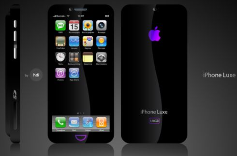 New iPhone 4G Concepts: Ultra, Deluxe, iGame and iPhone Long