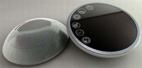 Motorola Digital Butler Concept Is Also a Phone, GPS, 4G Device