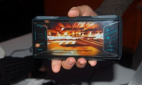HP Mscape Takes Handheld Gaming to a New Level