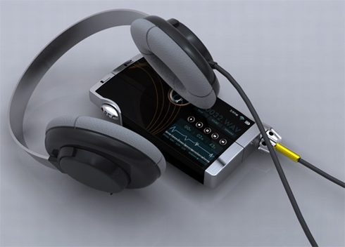 Motorola KRE8, a Concept Phone for DJs