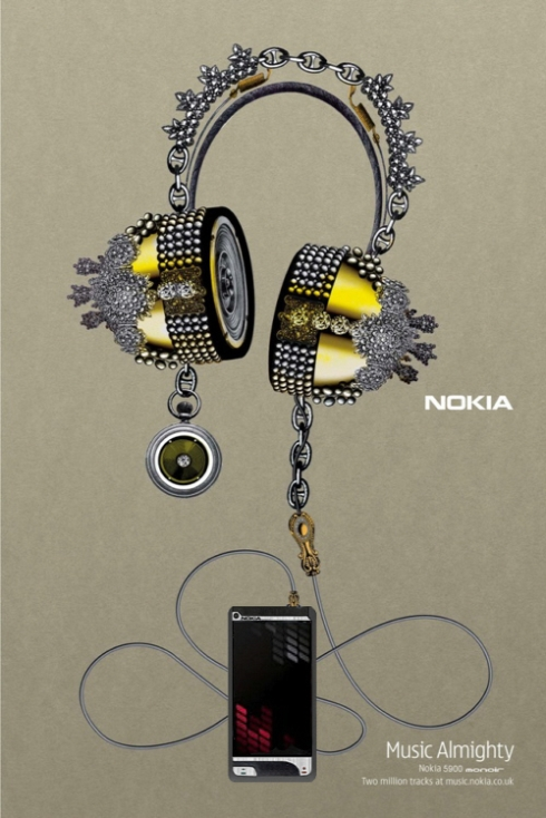 Nokia 5900 Monoir, the Next Nokia Touchscreen Phone Concept