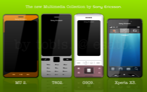 Sony Ericsson 2010 Phones, Not the Leaked Roadmap Sadly