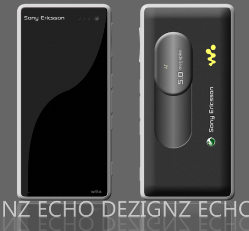 Sony Ericsson W9a, Mid End Device Packing a Punch