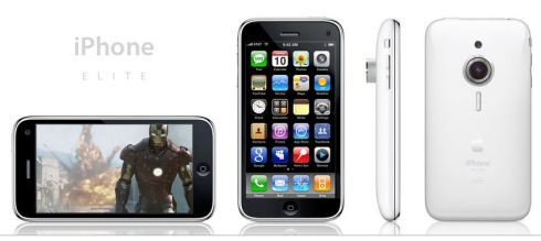 iPhone Elite Concept Gets Remade, Improved