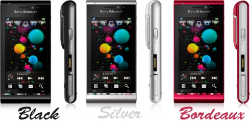 Sony Ericsson Satio, Former Idou, Hotter Than Ever