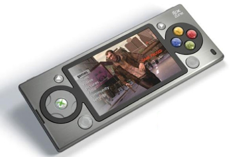xYz Handheld Device Mixes the Xbox 360 and Zune: Portable Xbox?