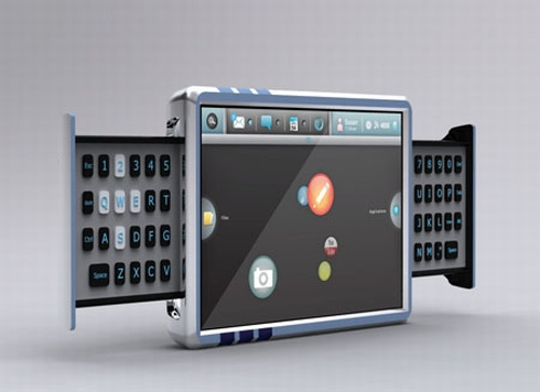 Freescale Modular Netbook Prototypes Pack ARM Technology, Great Looking Smartbooks