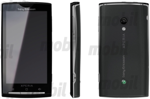 Sony Ericsson Rachael is an Android 2.0 Phone With Qualcomm Snapdragon CPU on Board