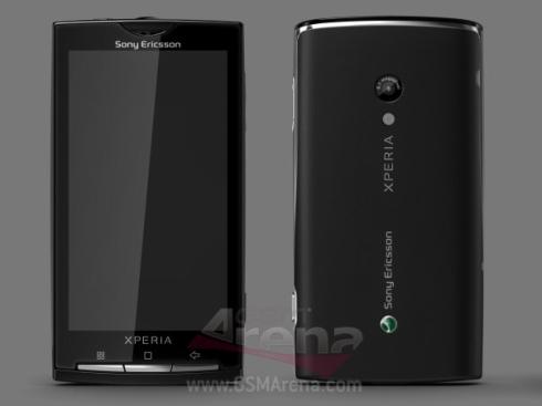 Sony Ericsson XPERIA Rachael