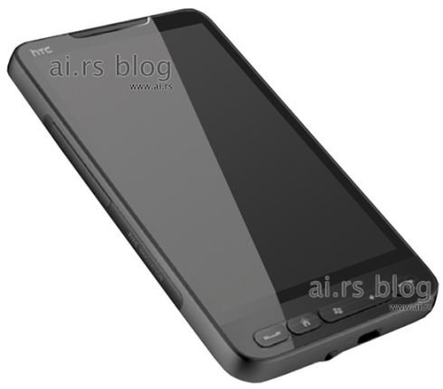 HTC Leo Renders and Specs Available; Almost Too Beautiful
