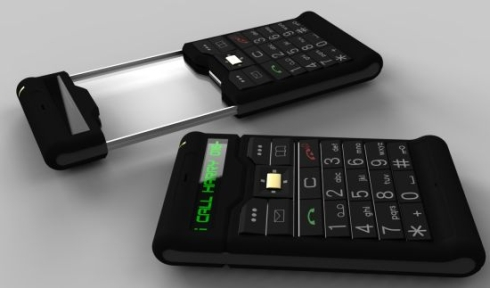 Matrix Phone 02 is Inspired by Science Fiction Movies ...