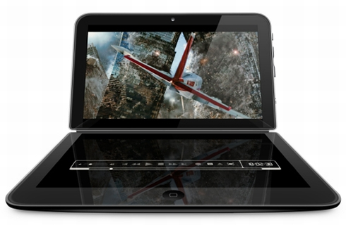 Apple Tablet Prototype by Lucas Rosa, a Combo Between Microsoft Courier and a WACOM