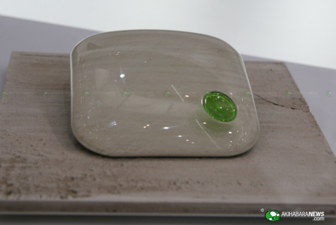 Fujitsu Concept Phones Part 3: Crystal Handset Looks Like a Soap Bar