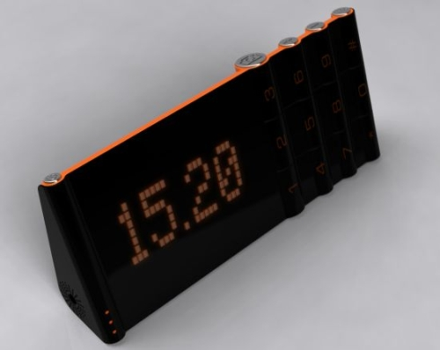 Sony Ericsson WakeUpPhone, Cellphone and Alarm Clock at the Same Time