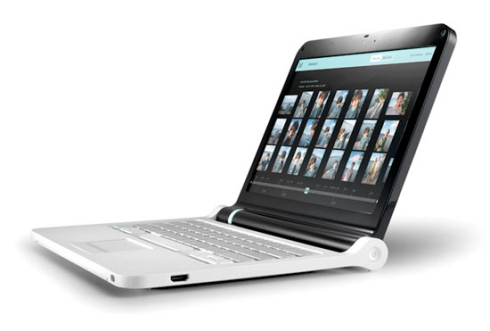 Litl Webbook, Photo Frame and Netbook in One Device