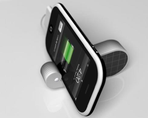 iPetals Solar Charger Will Juice up Your iPhone; a Mac Funamizu Design