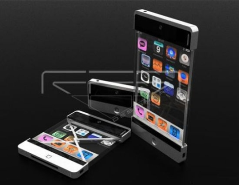 RFR iPhone Next Design Changes
