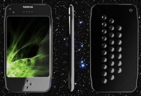 Nokia Ovi Orion Gaming Phone is the Perfect Successor to the N Gage (Video)