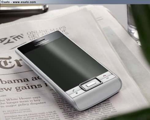 Remort1 Redesigns Sony Ericsson Aspen