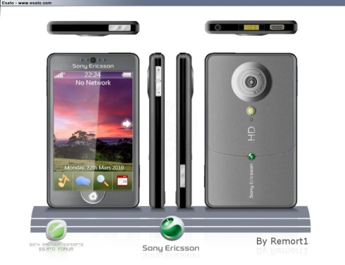 Sony Ericsson Urbania is Back, Complete With Specifications