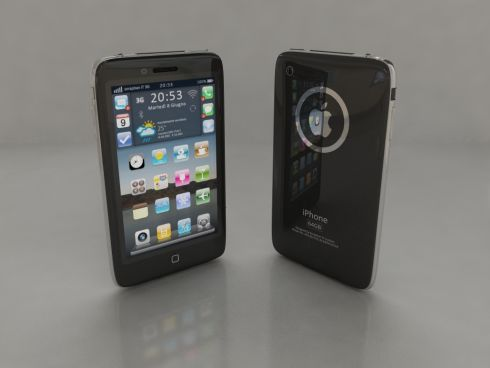 iPhone HD Coming in Less Then One Hour! Excited? Designs Versus Real Thing