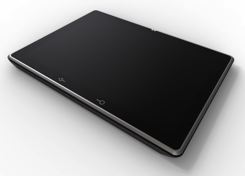 Freescale Tablet Concept Focused on Multimedia and Audio Features