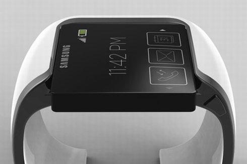 Samsung Proxima Wristband Detachable Phone Will Never be Lost