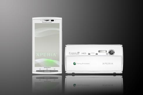 Sony Ericsson XPERIA Daiki: Smartphone Meets Cameraphone